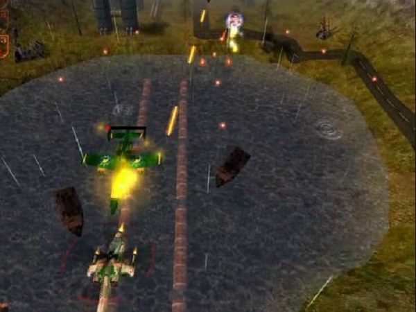 Top game bắn máy bay trên PC