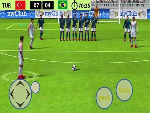 Game bóng đá hay - Top 5 game phổ biến hiện nay