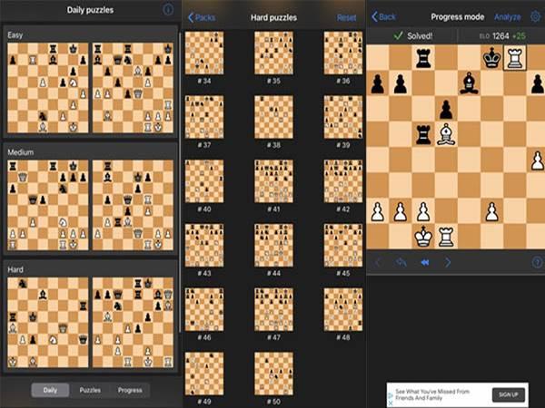 Game cờ vua - Top 6 trò chơi thu hút nhiều người chơi nhất