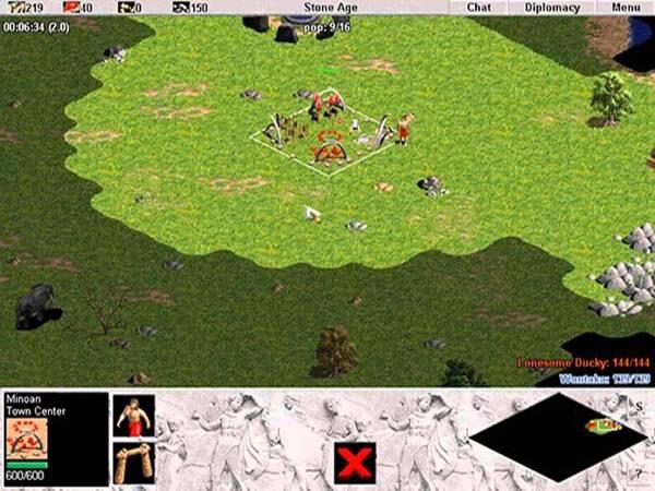 Game đế chế - Hướng dẫn cách chơi AOE chi tiết nhất