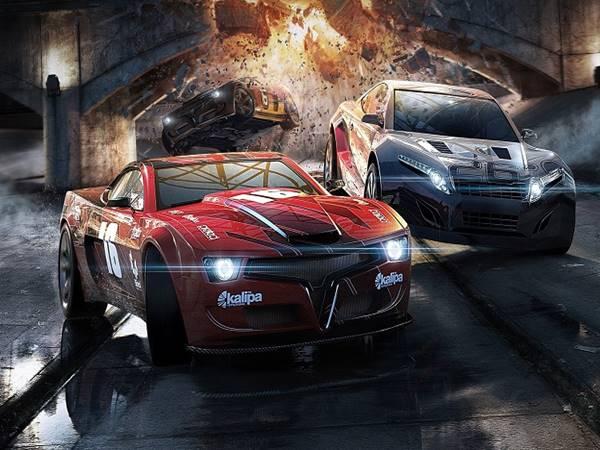 Game đua xe pc hay hấp dẫn nhất hiện nay