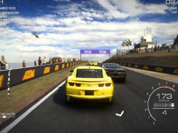Những tựa game đua xe PC online