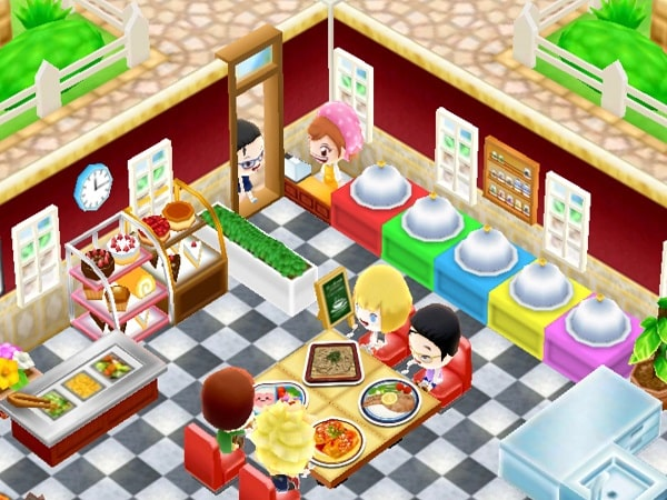 Game Cooking Mama: Let's Cook!