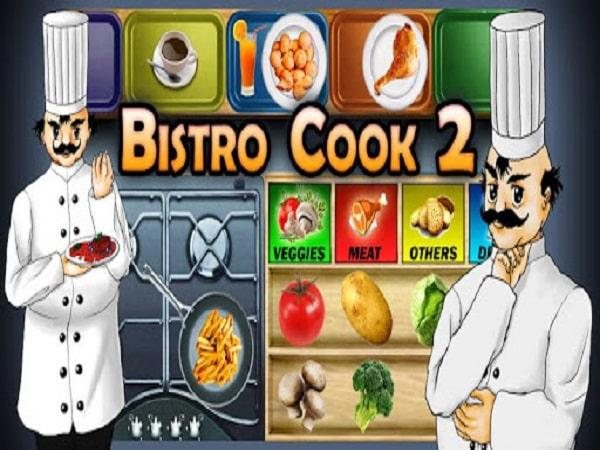 Game nấu ăn PC Bistro Cook 2