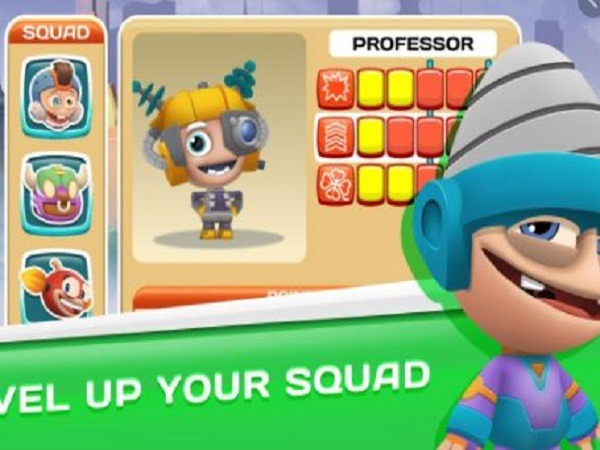 Wrecking Squad game phản xạ cực nhanh