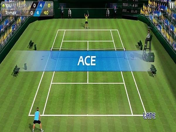 Game tennis - Top 5 trò chơi hấp dẫn nhất hiện nay