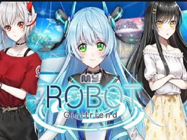 game tình yêu My Robot Girlfriend