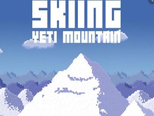 game trượt tuyết Skiing Yeti Mountain