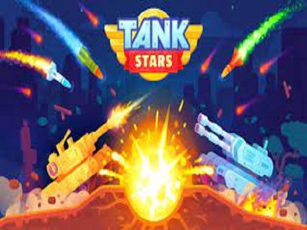 Game xe tăng Tank Stars