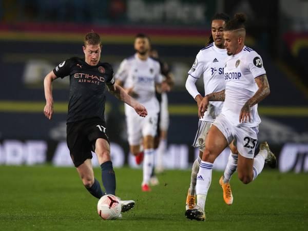 Nhận định tỷ lệ Man City vs Leeds (18h30 ngày 10/4)