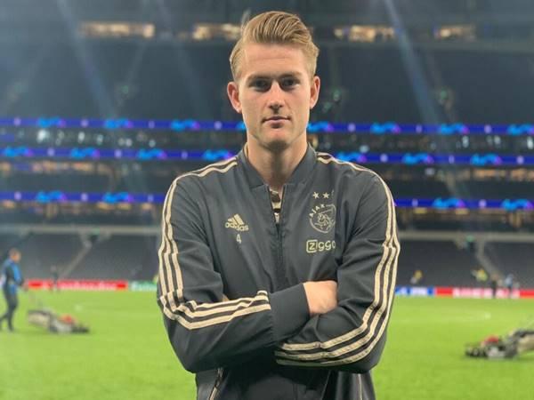 Tiểu sử Matthijs de Ligt - Trung vệ trẻ của CLB Juventus
