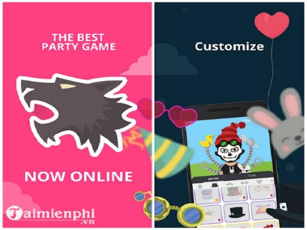 Game ma sói WereWolf Online