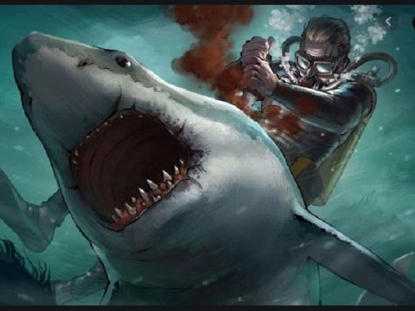 game cá mập Depth