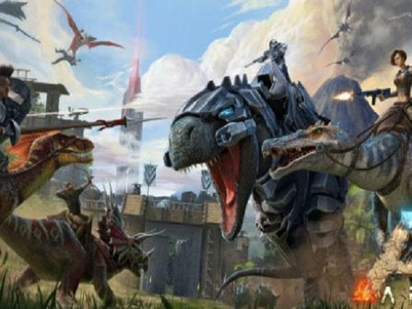 Game khủng long ARK: Survival Evolved