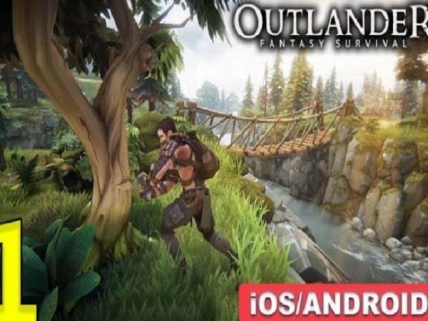 Game Outlander: Fantasy Survival