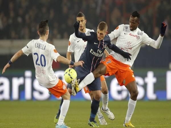 Nhận định kèo Châu Á Montpellier vs PSG (2h00 ngày 13/5)