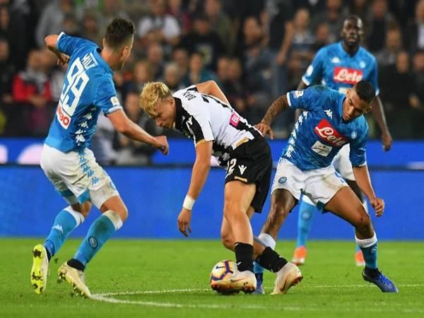 Nhận định kèo Châu Á Napoli vs Udinese (1h45 ngày 12/5)
