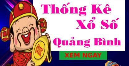 Thống kê xổ số Quảng Bình 6/5/2021