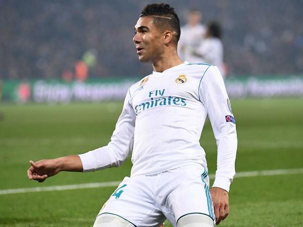 Tiểu sử Casemiro - Tiền vệ phòng ngự CLB Real Madrid