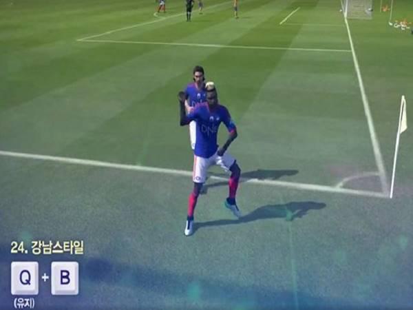 Cách ăn mừng bàn thắng đẳng cấp trong FIFA ONLINE 4
