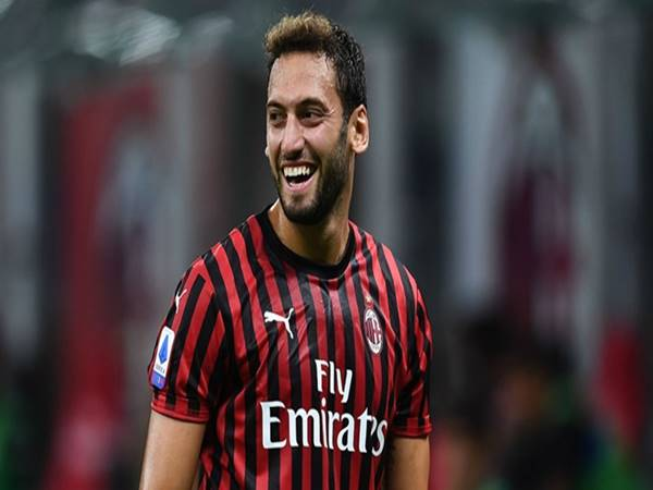 Chuyển nhượng 22/6: Calhanoglu xắp gia nhập CLB Inter Milan