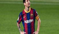 Bóng đá quốc tế trưa 9/7: Messi đối diện cảnh thất nghiệp