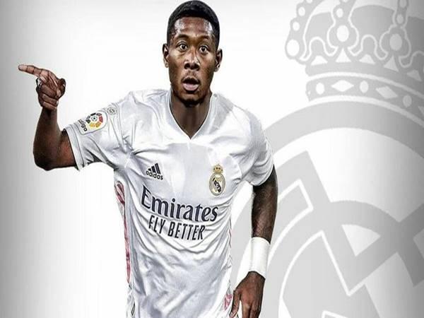 Bóng đá TBN 22/7: HLV Real Madrid chia sẻ về tân binh David Alaba