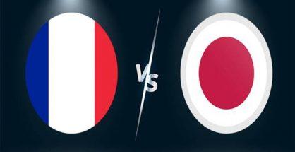 Nhận định tỷ lệ U23 Pháp vs U23 Nhật Bản (18h30 ngày 28/7)