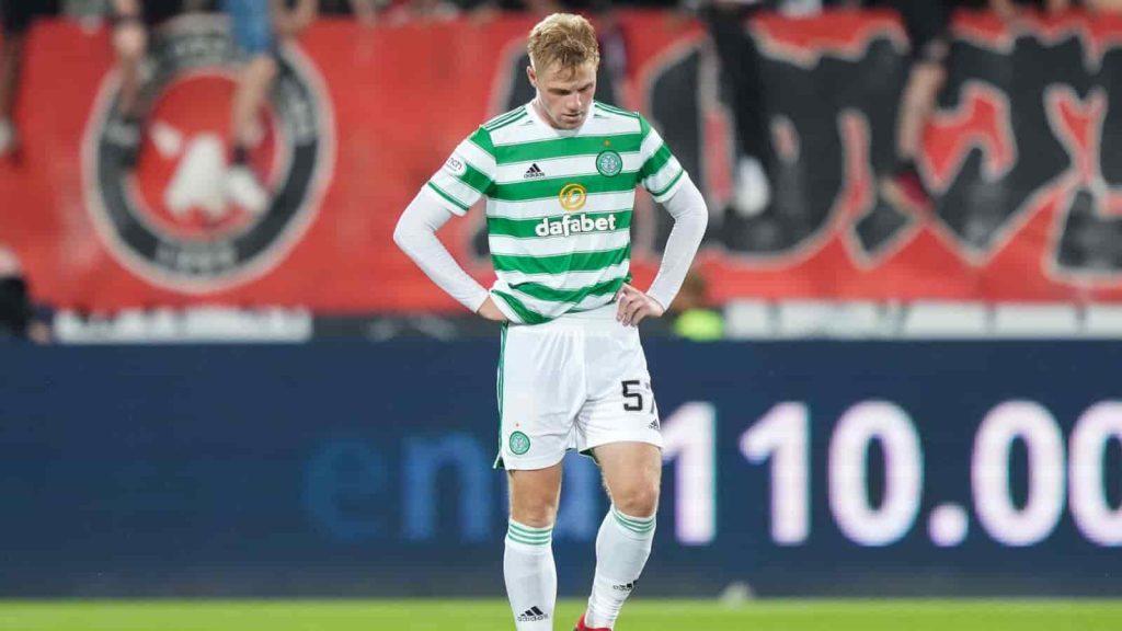 Midtjylland 2-1 Celtic Hoops bị loại khỏi vòng loại Champions League một lần nữa