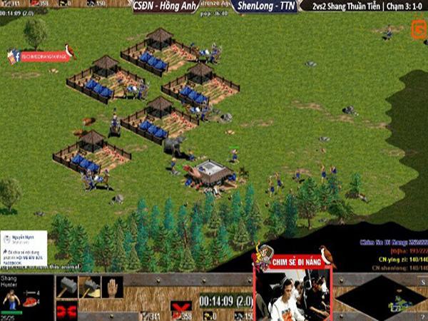 Game đế chế - Game dàn trận PC hay nhất mọi thời đại