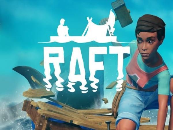 Game sinh tồn online mobile Raft