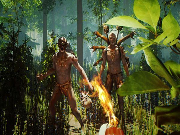 Game sinh tồn trên đảo hoang