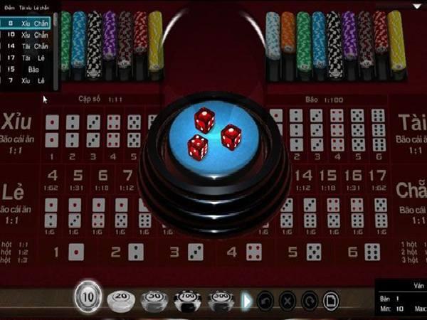 Game bài 3D trong các nhà cái hàng đầu