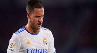 Bóng đá TBN chiều 27/10: Sự thật Eden Hazard ở Real